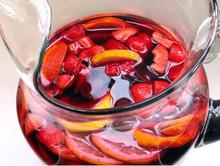 "Spanish Wine Punch ""Sangria"""