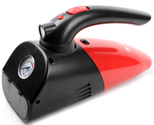 12V tornado air compressor/car vacuum cleaner with LED light of YD-5303