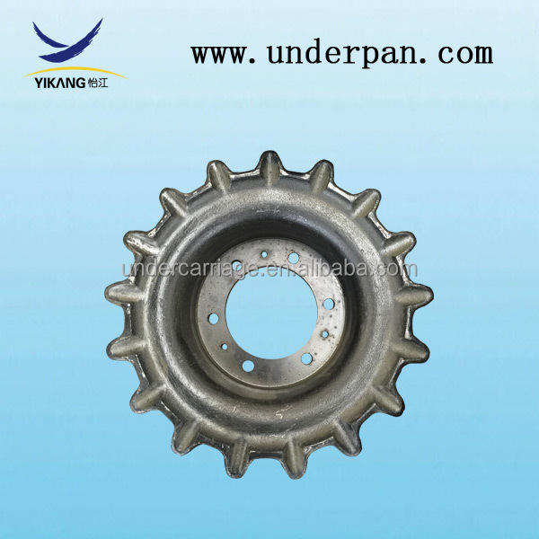 excavator undercarriage parts for T200 sprocket