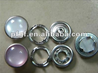 custom made kinds of button metal stamping guangdong supplier