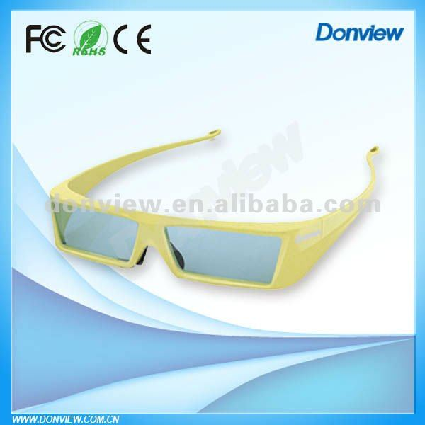 Donview cinema 3D HP glasses