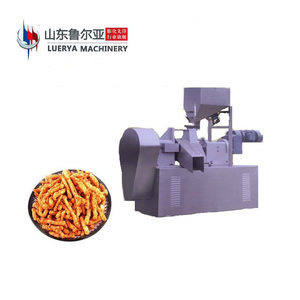 Energy Saving wholesale nik naks snack extruder machine unique style hot sale fried