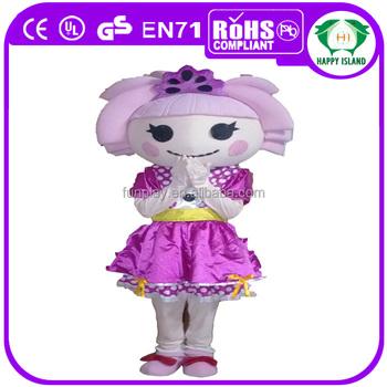 Hi Ce Cheap Movie Character Dora Explorer Adult Mascot Costume