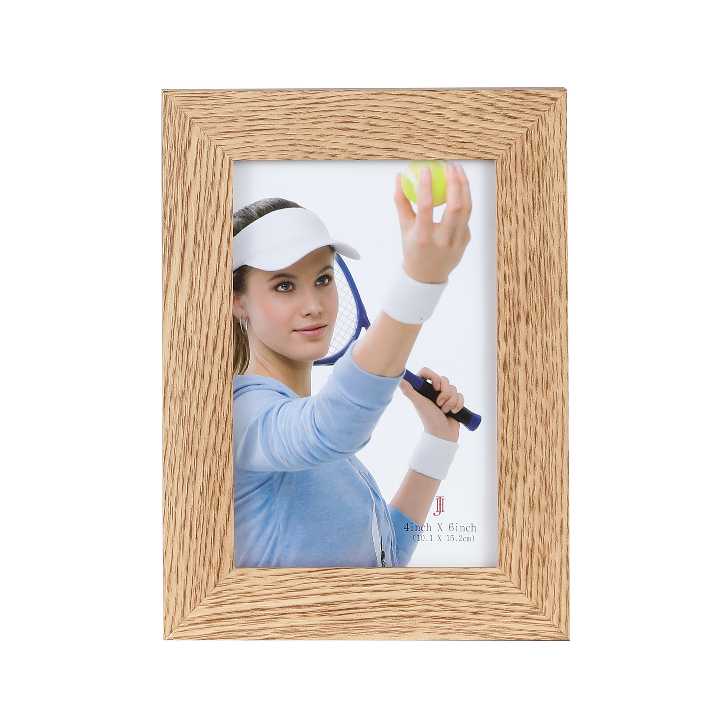 Peper wrap series wooden photo frame