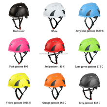 en397 industrial safety helmet with welding face mask