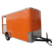Food Trailer Mobile Food Cart and Food Trailer Cart for Sale