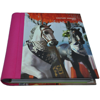 Fast delivery direct manufactory custom digital photo album printing