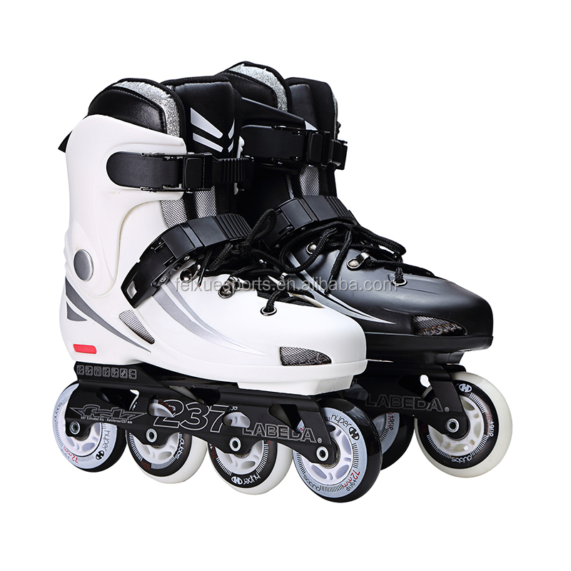 Inline roller Skates Falcon Professional Adult Roller Skating Shoes Slalom Free Skating Good Quality
