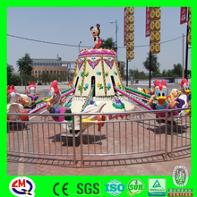 Good price self control kids rides duck animal game machine thrill rides for sale