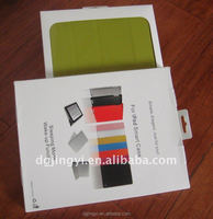 Custom Eco-friendly ipad2 case /cell phone paper box packaging
