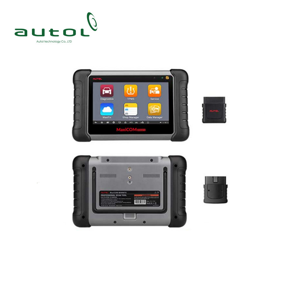 2017 New Released Autel MaxiCOM MK808TS Add TPMS Function Based On Autel MaxiCheck Pro + TPMS Tool Car Diagnostic tool
