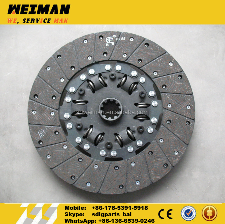 Clutch driven disk for LG918 wheel loader,330-1600040