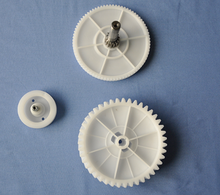 High precision worm helical rack pinion gear/gear box