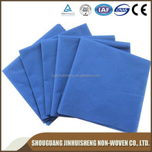 pp material nonwoven spunbond technology Wedding table cloth/nonwoven cloth