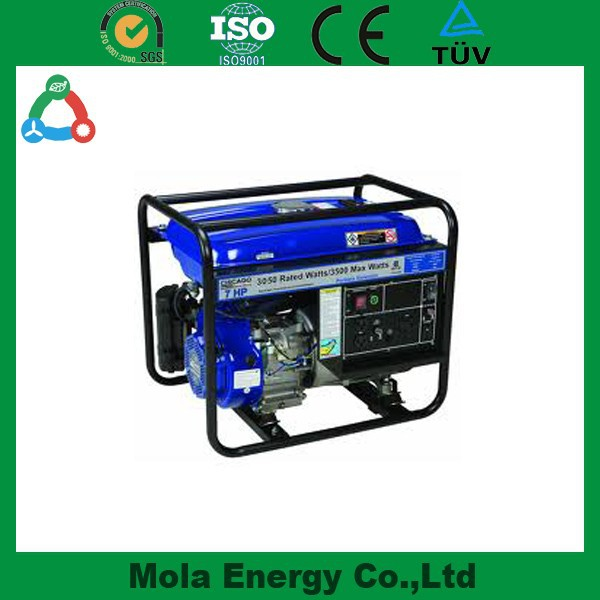 Chinese Supplier of Generator Diesel 3kva with Price
