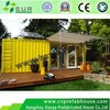 Prefab transportable and mobile container store