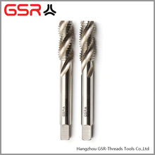Hot Sell DIN Standard Spiral Flute Machine Tap Tapping Tools Threading Taps
