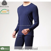 Adults thermal underwear long sleeve underwear long johns