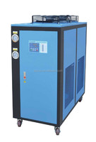 6HP industrial air to water chiller machine manufacturer
