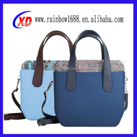 eva rubber bag/customized eva shoulder bag/ eva foam bag