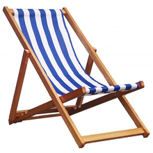 2017 best selling wooden deck chair manufacturer