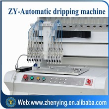 Automatic desktop PVC garment trademark making machinery
