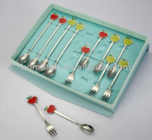 oem metal spoon ornaments