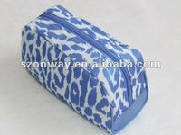 Zipper make up bag