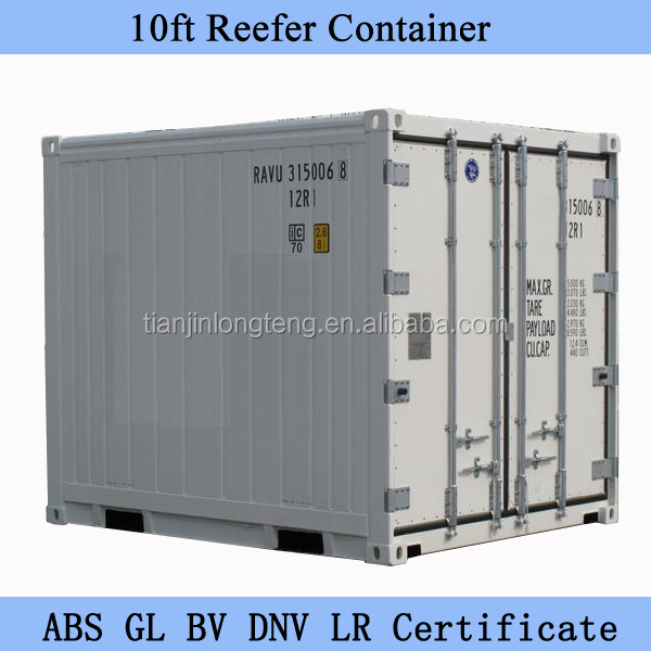 10 feet Refrigerated Van/Cargo Container