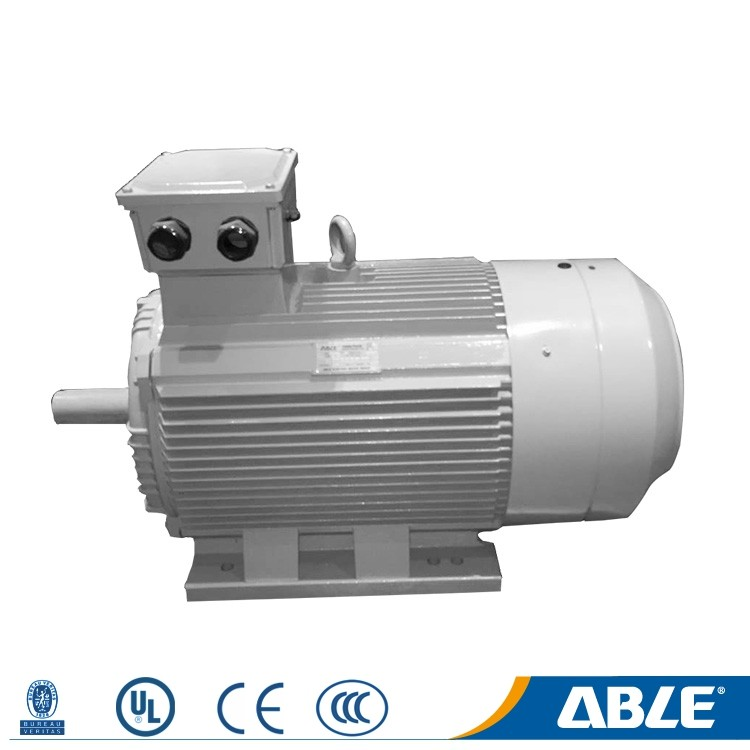 three phase ac 50 kw 60kw 70kw y- series 50hp electric motor