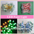 DC5V 0.15W 9mm IP68 led string light RGB led pixel