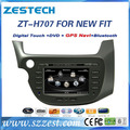ZESTECH car dvd gps for honda new fit right hand drive in-dash car dvd