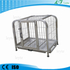 LTVC003 portable Stainless steel pet dog cages