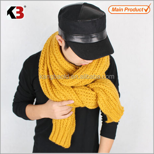 2017 knitted scarf hot sale in canada