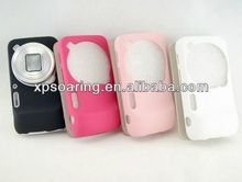 Flip leather case pouch for Samsung Galaxy S4 ZOOM C1010