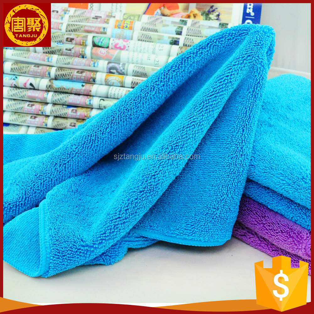 Pet Product Bathing And Grooming Cleaning Drying Microfiber Dog Towel, Pets Dog Cat Bath Absorbent Large Dog Towel