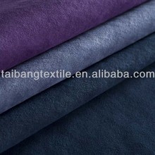 Popular alcantara micro suede fabric