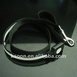 Black Electronic Dogs Leash