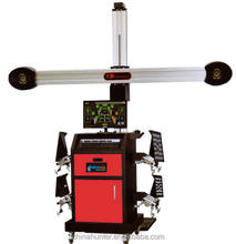 3D Four wheel alignment HC3D-288