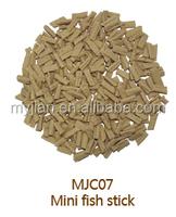 premium cat treat mini fish stick OEM supplier wholesale cat snack natural healthy dry cat food