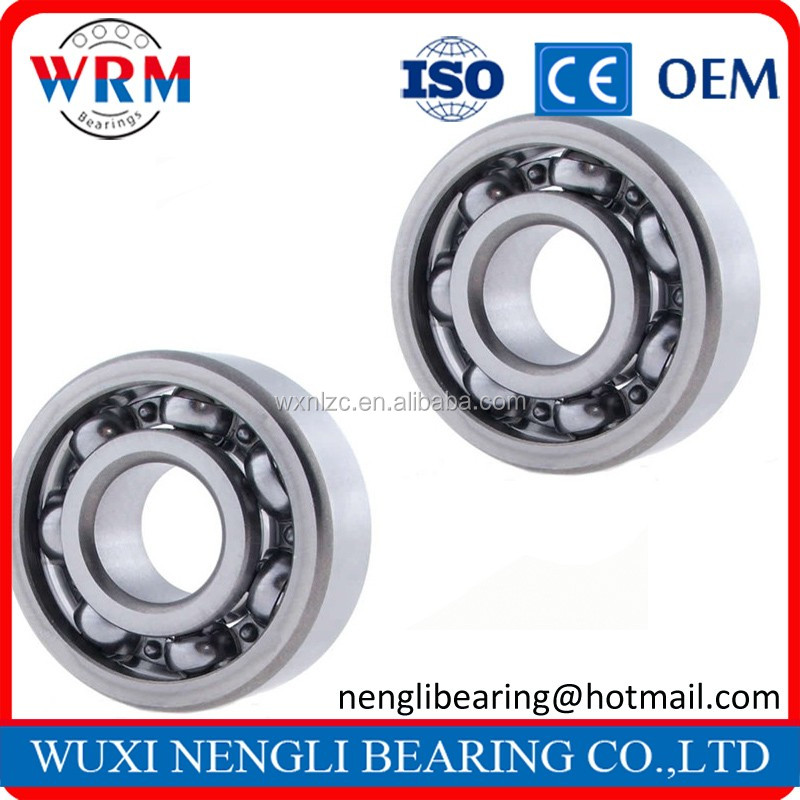 Motorcycle Wheel Deep Groove Ball Bearing 6208 made in China