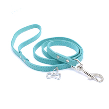Factory Supply PU Pet Leashes