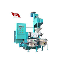 Stainless Steel rice bran oil extraction plant/ Factory Direct Sale industrial oil press/palm kernel oil press machine