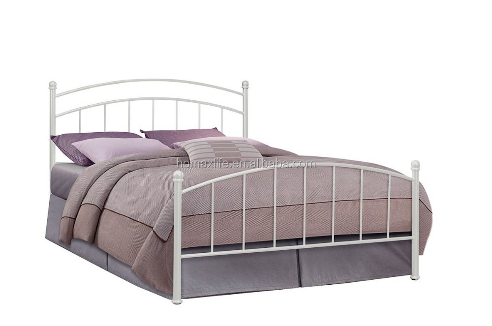 new iron bedbedroom furniture metal bed frame DB-4719