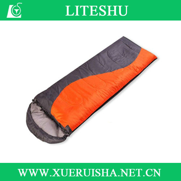 Good quality organic cotton sleeping bag for travelling