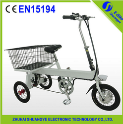14 inch electric tricycle for adult
