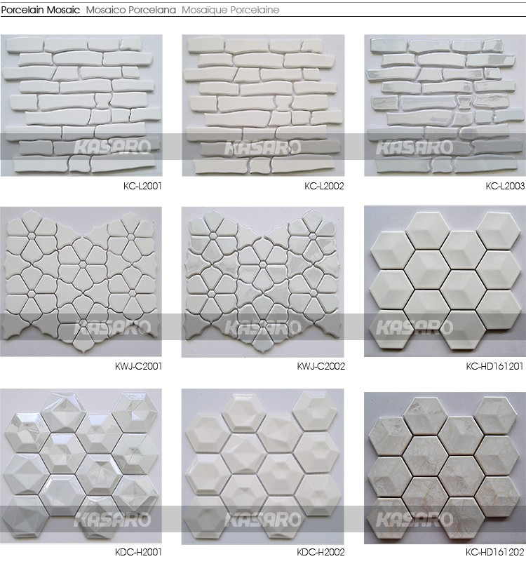 Glass Mosaic Pattern Architectural Design Mosaic Tile