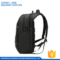 External USB interface laptop computer bag custom laptop bag