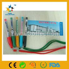 newest plastic gift ballpoint promotion pen,funny pens for promotion,usa flag pens