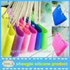 2013 New design jelly candy silicone beach bags for women
